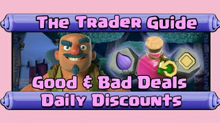The Trader Guide - Good & Bad Deals | Clash of Clans Update