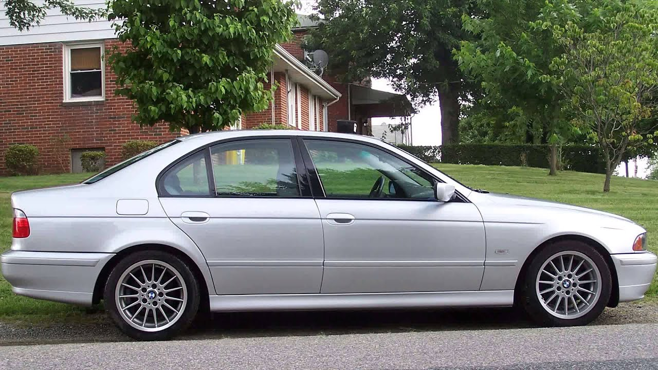 2001 bmw 540i e39 youtube. Black Bedroom Furniture Sets. Home Design Ideas