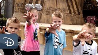 Family Fun Pack Experience the Star Wars Galaxy   Walt Disney World