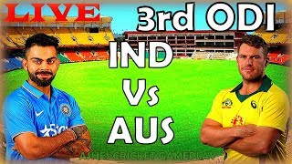 Live: India Vs Australia 3rd Final ODI, | Live Score & Commentary | Live Ind vs Aus 3rd ODI 2020