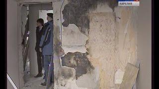 Пострадавший от взрыва газа дом на Пробной, 22 скоро восстановят