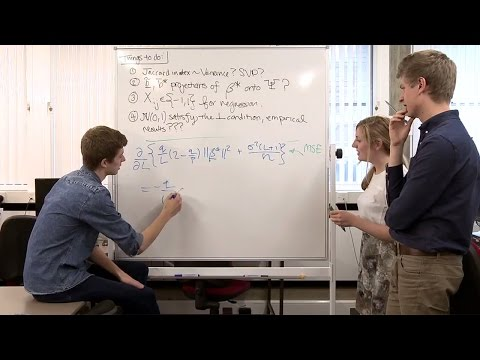 Mathematics - studying maths at Bristol
