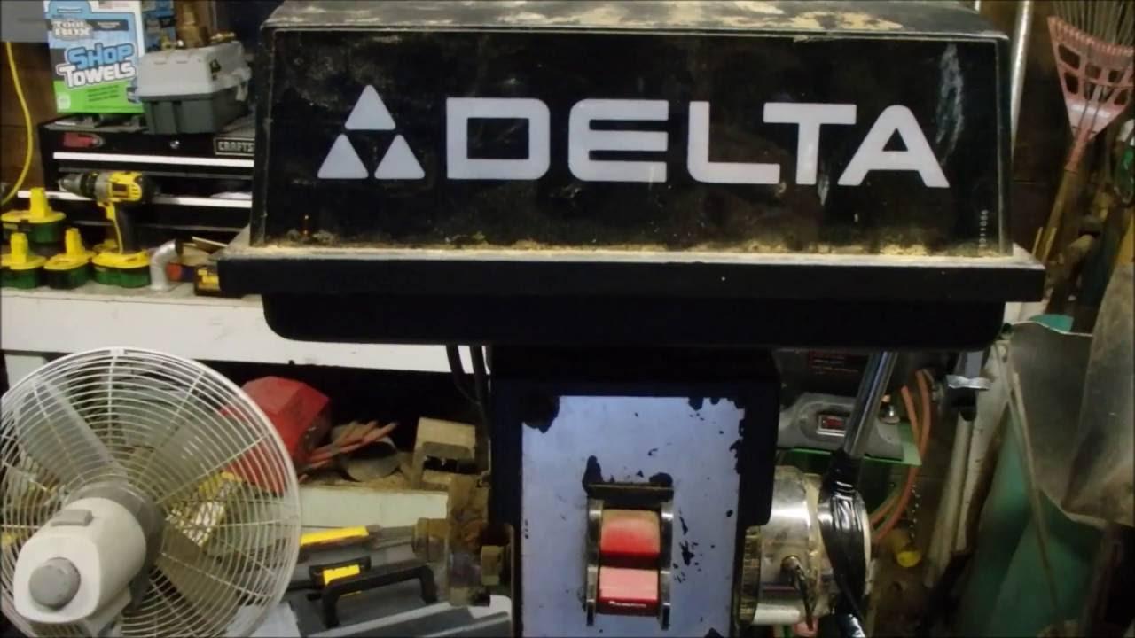 Drill Press Motor Reversing Switch Wiring Diagram Blog 120v Cheap Simple Reverse Youtube