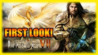 Might and Magic Heroes VII - First Look Fridays! Gameplay Review!