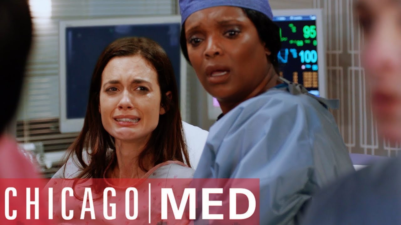 Download Dr Manning's Baby Stops Breathing At Birth | Chicago Med
