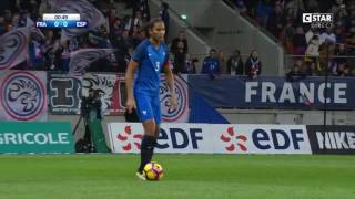 International Friendly. Women. France - Spain (26/11/2016)