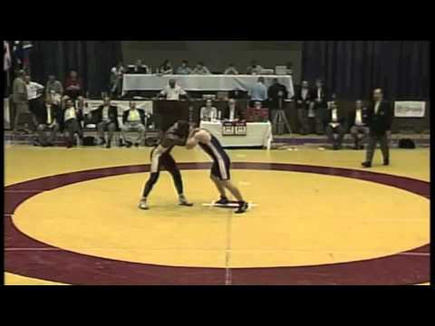 2007 Commonwealth Championships: 84 kg Final Danny Brown vs. Alex Brown
