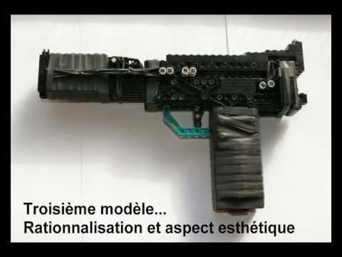 Lego Technic Gun Youtube