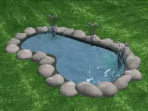 Our Pond Liner System Demonstration Video