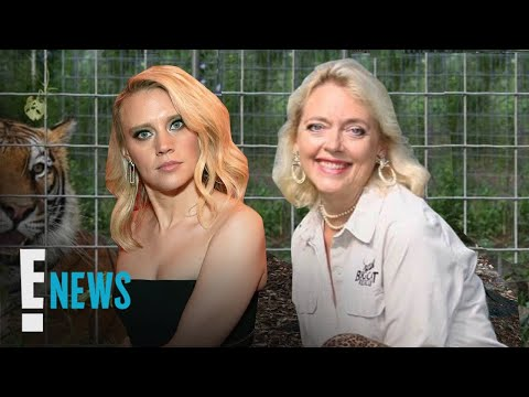 """kate-mckinnon-playing-carole-baskin-in-scripted-""""tiger-king""""-tv-show-