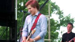 Hunter Hayes - Breaux Bridge Crawfish Festival 2010