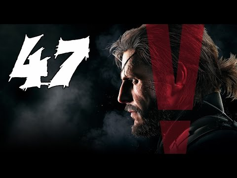 Metal Gear Solid V: Phantom Pain - Gameplay Walkthrough Part 47: Code Talker