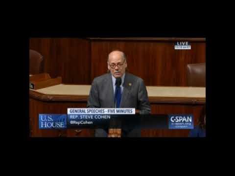 Congressman Cohen honors Memphis musician John Kilzer on the House floor Mp3