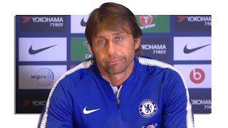Chelsea 2-3 Burnley - Antonio Conte Full Post Match Press Conference - Premier League