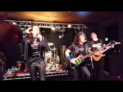 Cloven Hoof- Crack the Whip HRH Sheffield