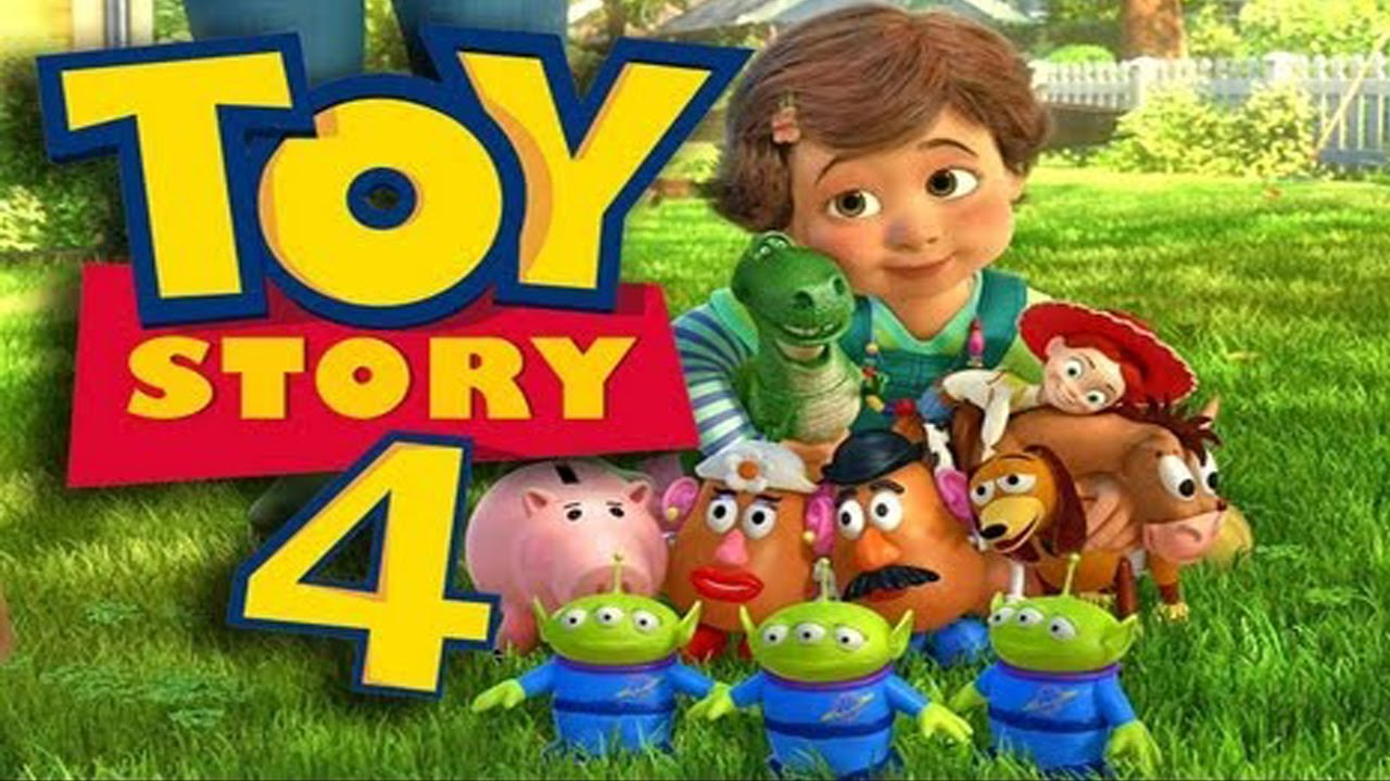 Toy Story 4 Toys : Quot toy story para el youtube