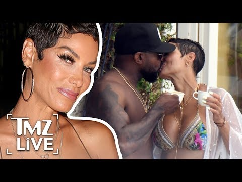 Nicole Murphy Apologizes for Kissing Married Director Antoine Fuqua | TMZ Live