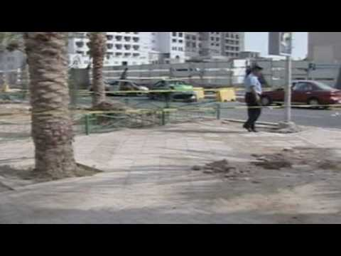 Rockets hit Israel, Jordan ports