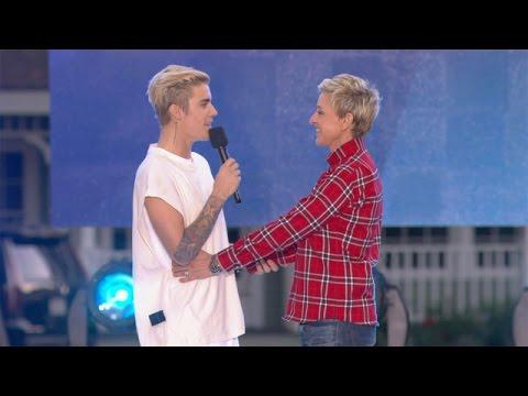 Justin's Special Invitation