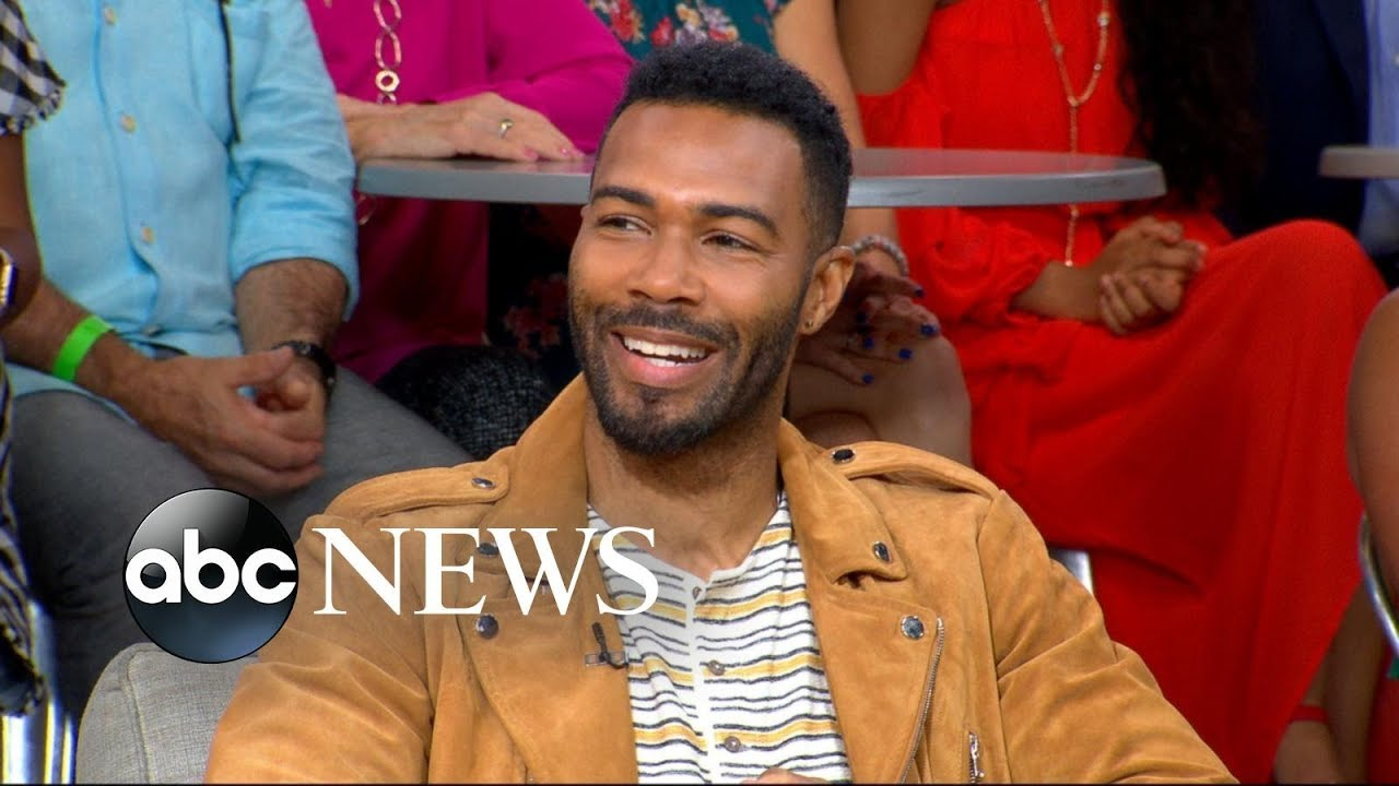 Omari Hardwick opens up about what's next on 'Power' - YouTube