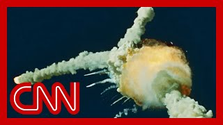 1986: Space Shuttle Challenger disaster Live on CNN