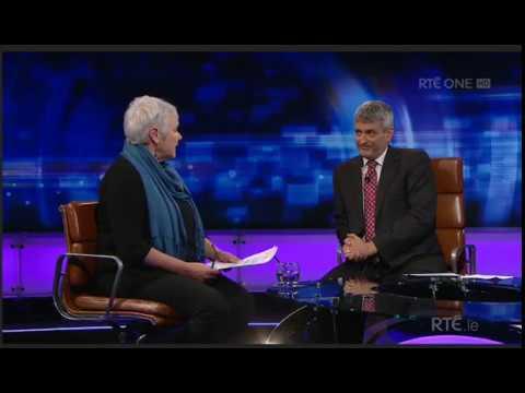 Brid Smith TD on Primtime RTE 1 programme on impending Ryanair pilot strike