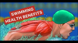 10 Health Benefits Of Swimming | Whiteboard Wednesday