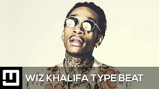 Wiz Khalifa Type Beat 'Nightfall' | mjNichols, Bravo Beats