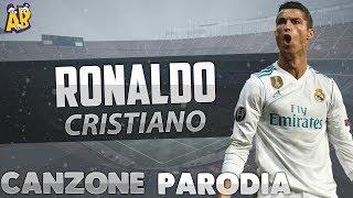 Canzone Cristiano Ronaldo - (Parodia) Elena feat. Glance - Mamma mia