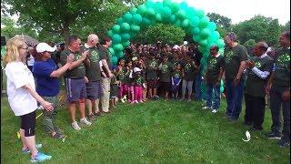 BAPS Charities Walk Green 2017, Chicago, IL