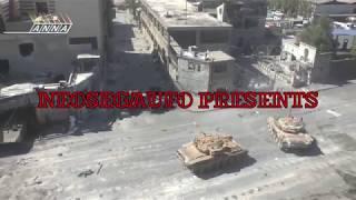 ШОК! Танковые бои в Сирии - Экшн! Syrian Warfare!