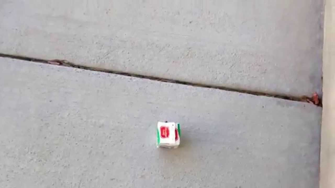 How to make a bomb out of paper