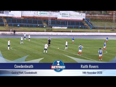 Cowdenbeath Raith Goals And Highlights