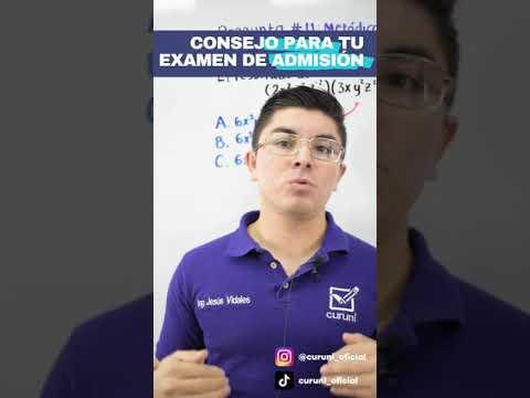 Download Consejo. Examen admisión universidad #curuni #cursos #examen #exani #ceneval #matematicas #exani2