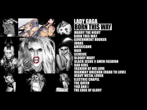 Born This Way Full Album