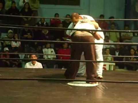 Fighter Shuai Chiao 2008 Fabio Vs William
