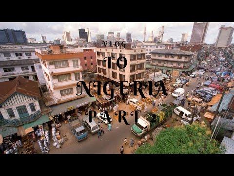 VACATION(VLOG TO NIGERIA!!!!!) PART 2