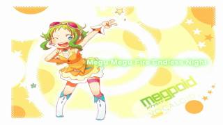 Megu Megu Fire Endless Night - Off Vocal - Mp3 Download - Vocaloid