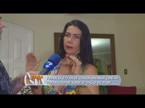 Ex De Gerson Brenner Desmente Família Do Ator