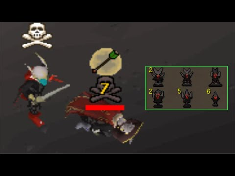 I spent 1 week hunting Emblem Boosters