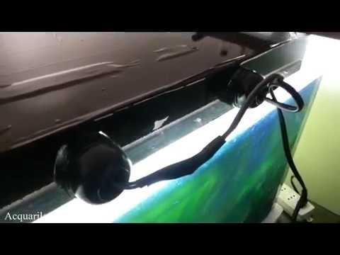 Plafoniere Led Per Acquari Marini Cinesi : Plafoniera led cm light luce bianca per acquario dolce marino