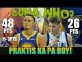 Steph Pinakitaan ng Galawang MVP si Luka | Curry's Career High 11-3PM | Curry vs Doncic Duel