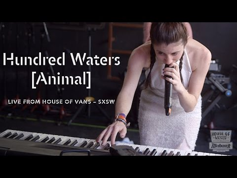 """Hundred Waters performs """"[Animal]"""" at SXSW"""