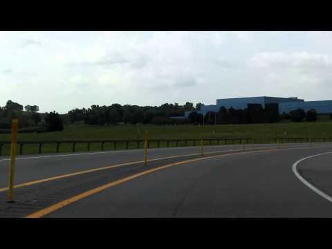 New York State Thruway (Interstate 90 Exit 46)
