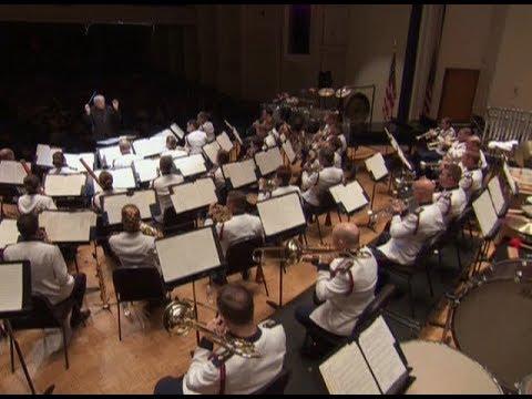 Folk Dances by Shostakovich - U.S. Coast Guard Band