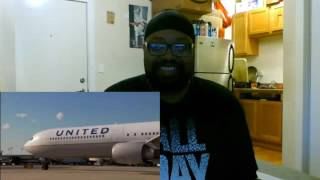 "NEW United Ad with ""Celebrity"" Spokesman Matt Damon  - REACTION!!!"
