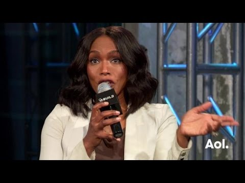 Angela Bassett on Her Acting Skills   AOL BUILD