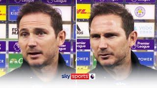 Frank Lampards final Premier League post-match interview as Chelsea Head Coach