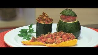 Courgettes farcies - 750g