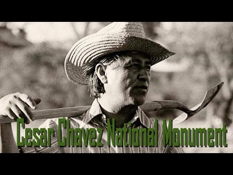 Champion of the poor and disenfranchised - Cesar Chavez